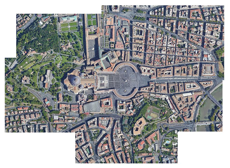 Empty Vatican