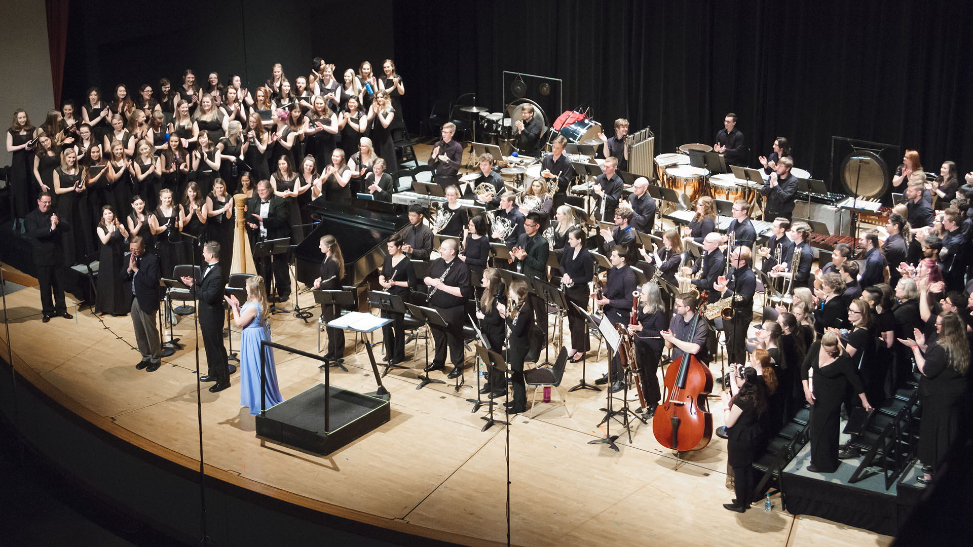 OSU Music performs David Maslanka's Mass