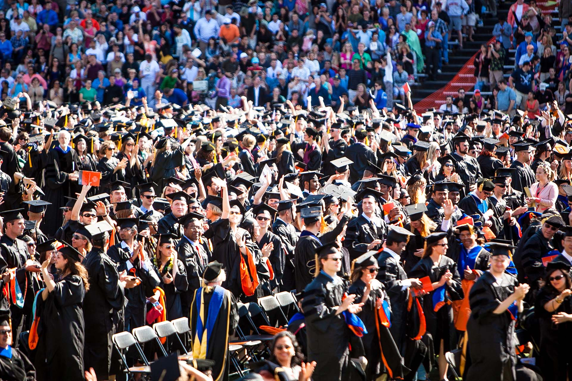 Oregon State University 2012 commencement