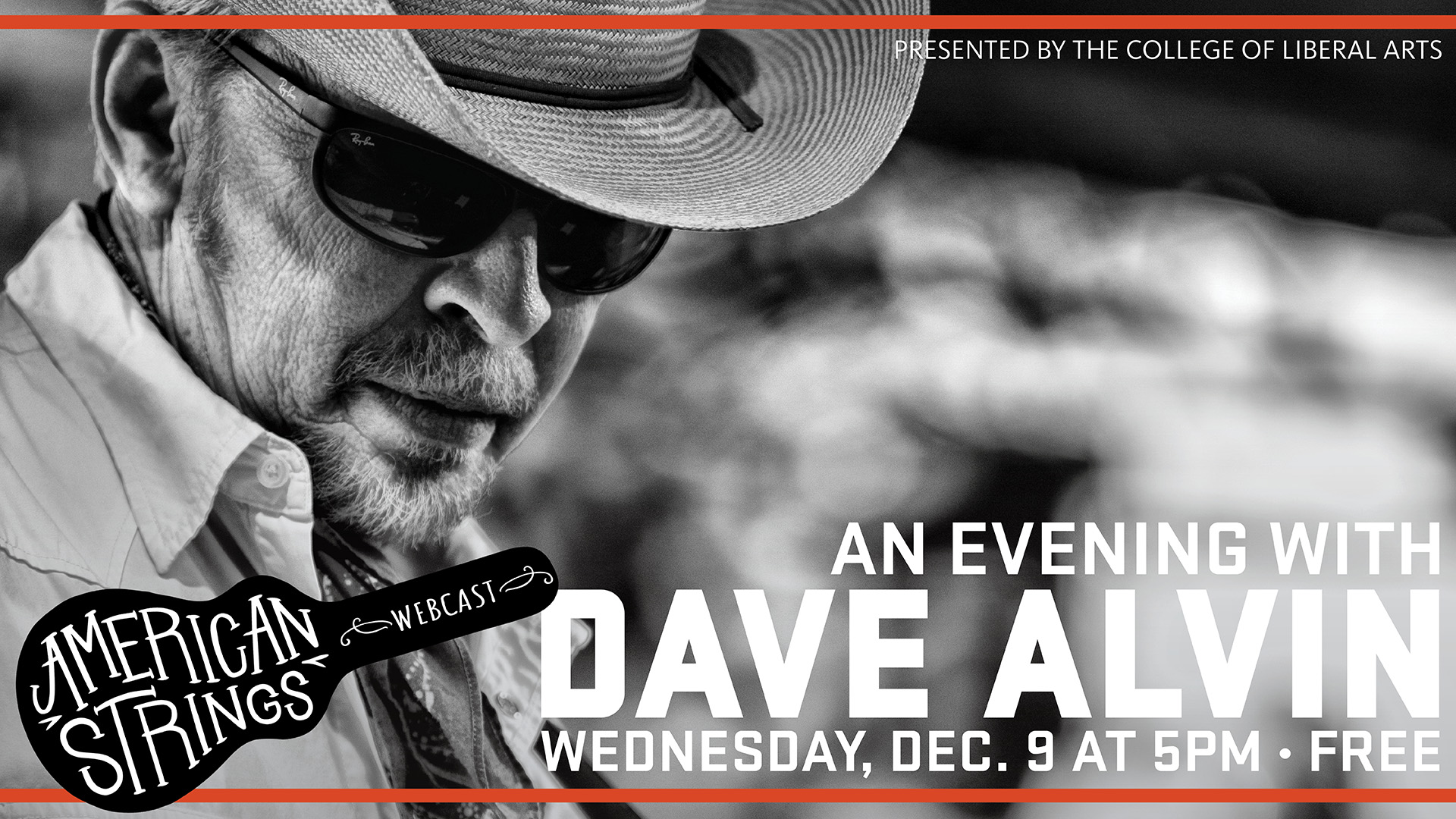 An Evening with Dave Alvin