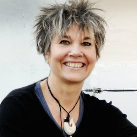 Headshot of Anna Grear