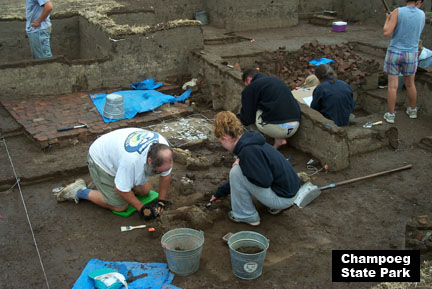 Archaeology humanities subjects in college