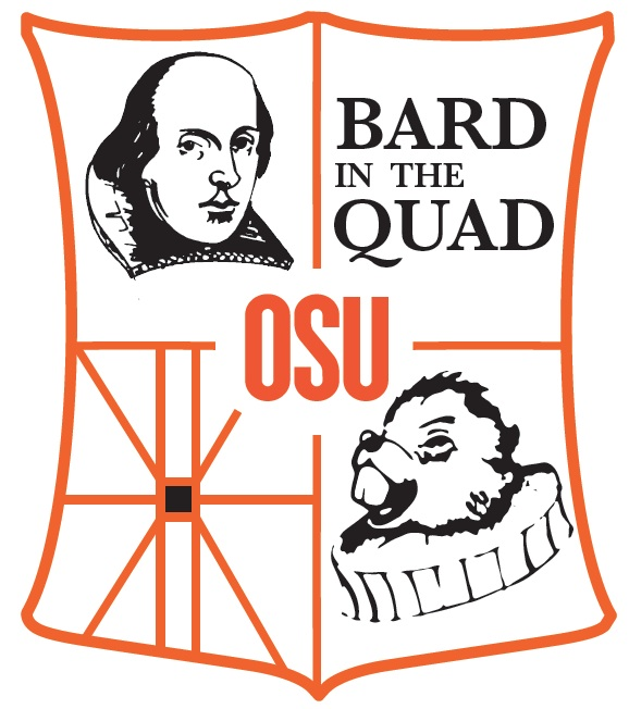 OSU Bard in the Quad crest