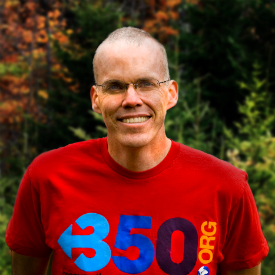 Headshot of Bill McKibben