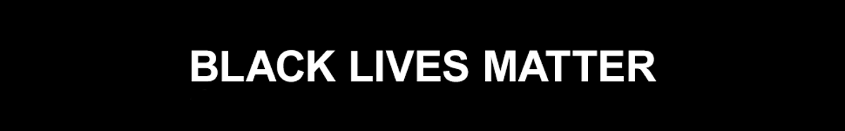Text Banner - Black Lives Matter
