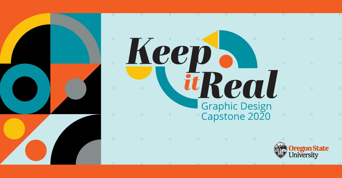 OSU graphic design capstone 2020
