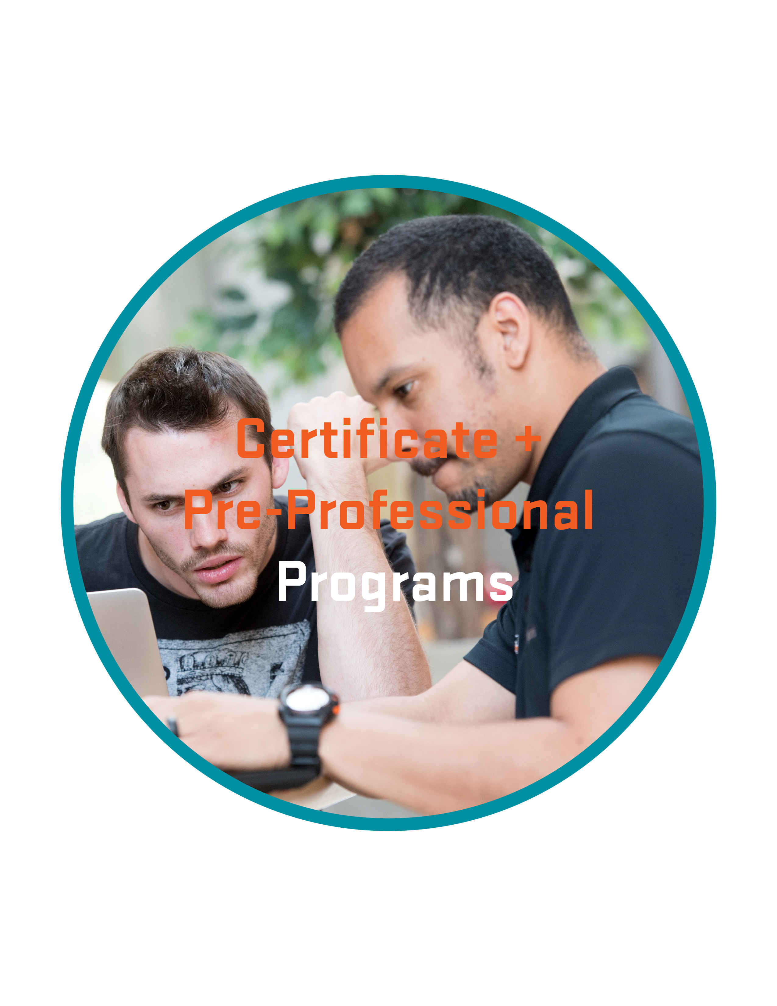Certificate and Pre-Professional Programs