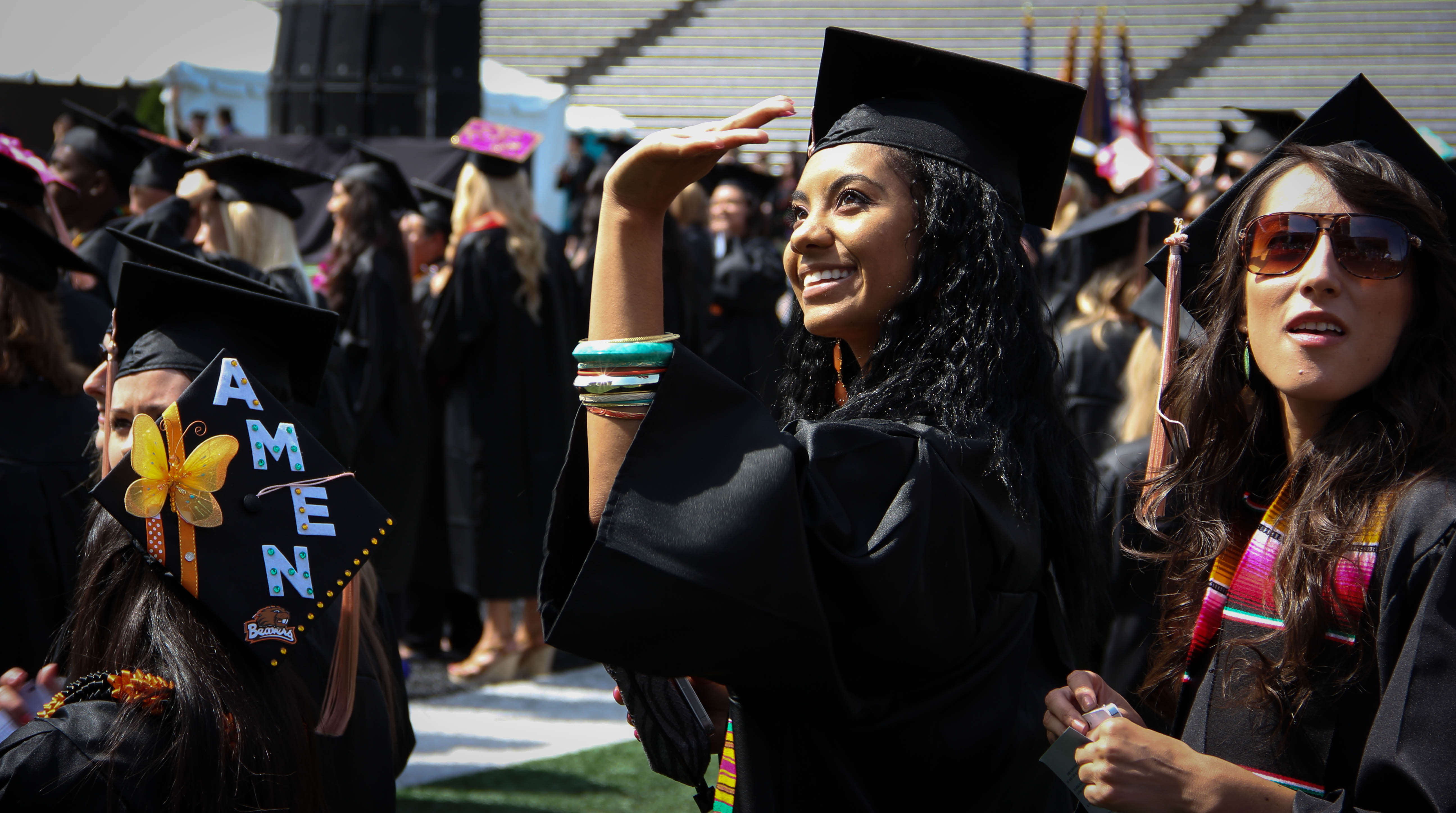 congratulations graduates college of liberal arts oregon osu will hold its 144th annual commencement ceremony on saturday 15 at reser stadium osu s record class of 5 221 graduates includes 2 654 women and