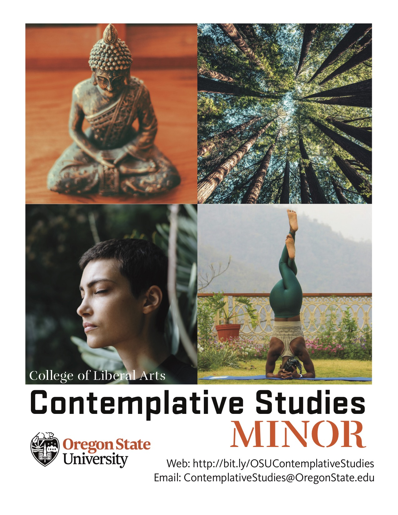 Contemplative Studies Minor Poster