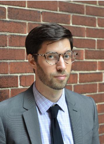 Photo of Daniel Immerwahr