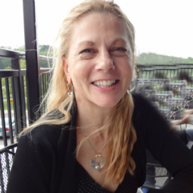 Headshot of Debra Marquart