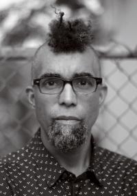 Contemporary artist Dread Scott