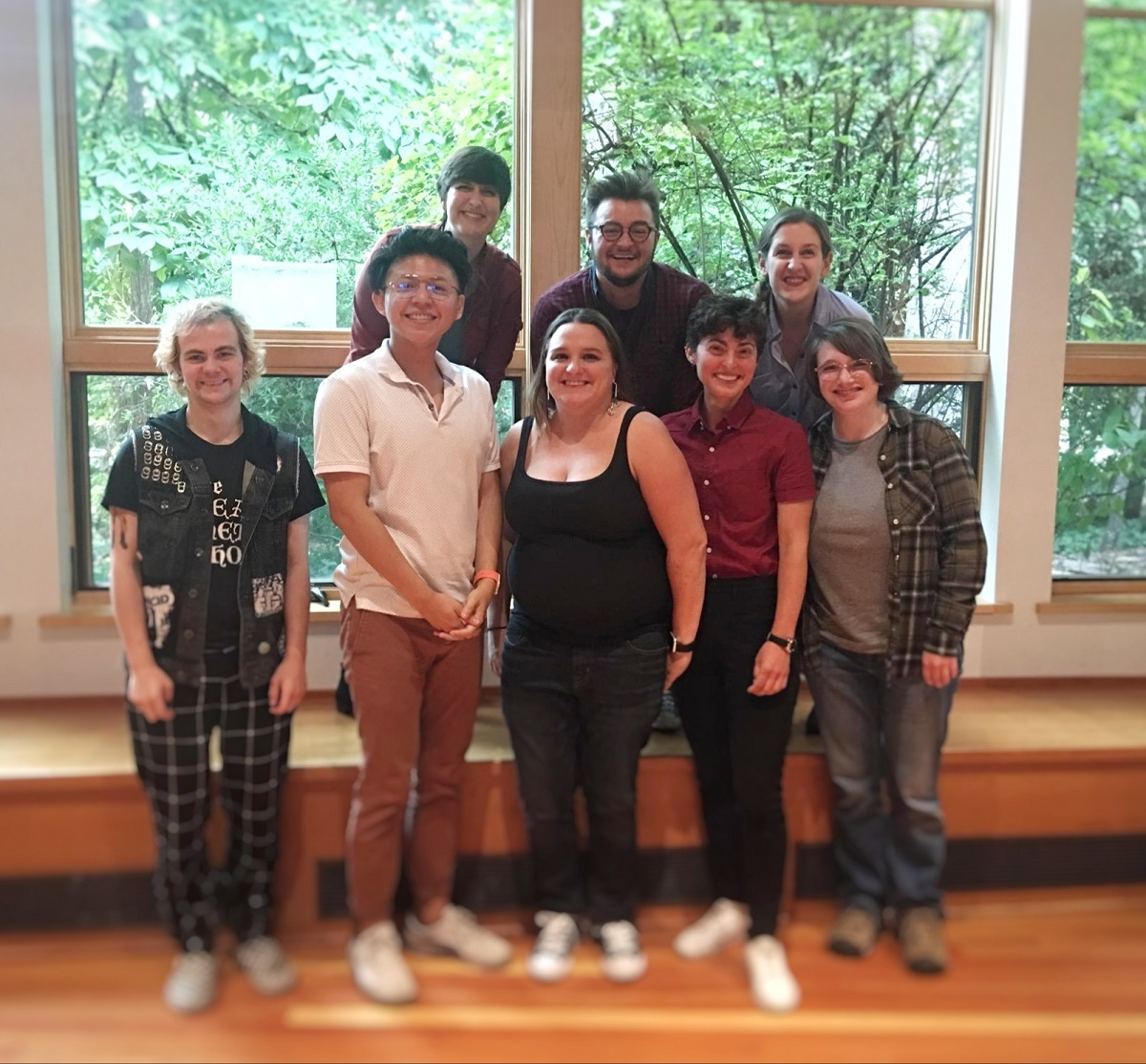 2019 PhD and Master's Cohort in WGSS