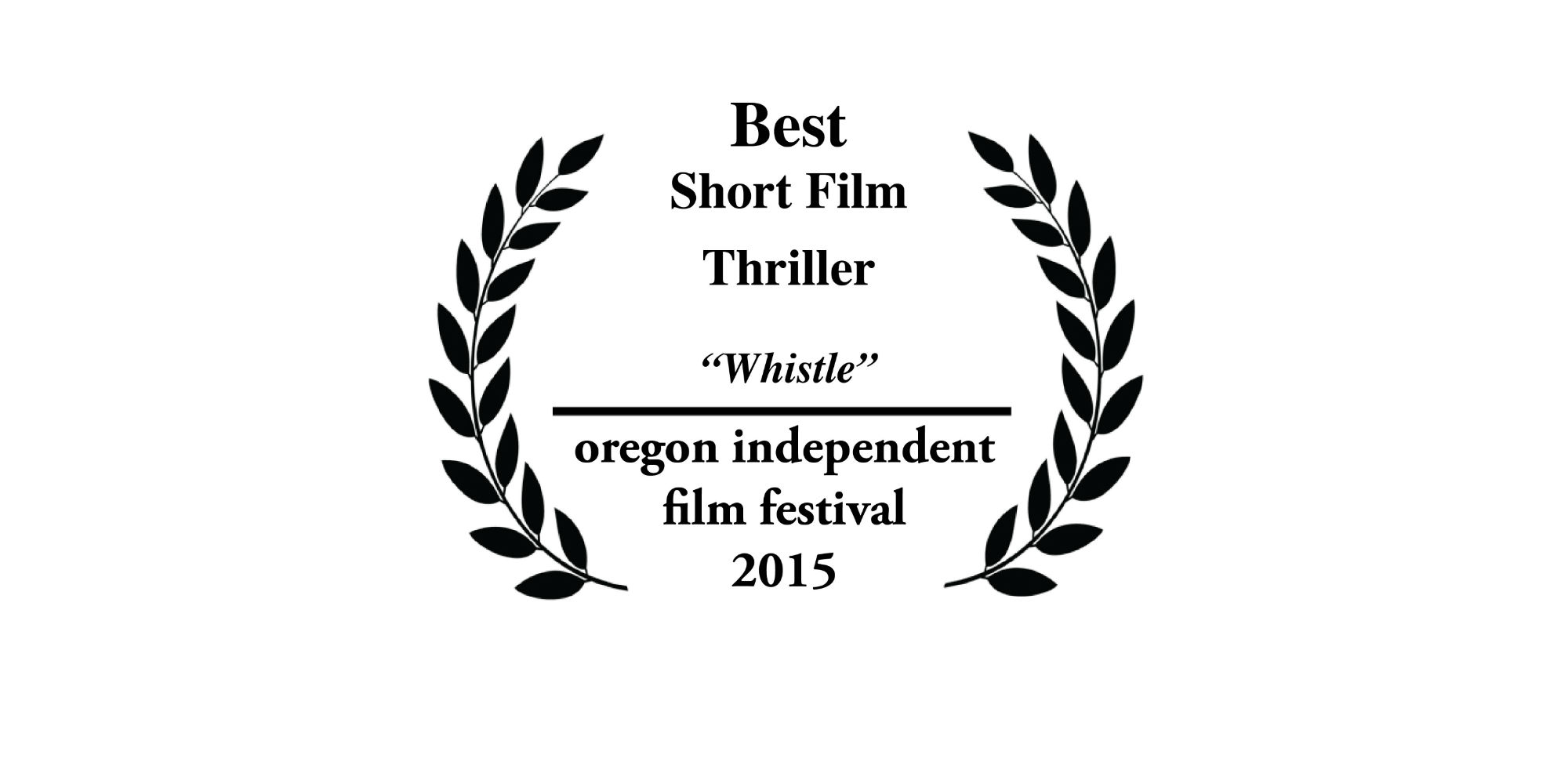 college of liberal arts oregon state university perry grone dca graduate and austin hodaie dca major receive award for best short film thriller