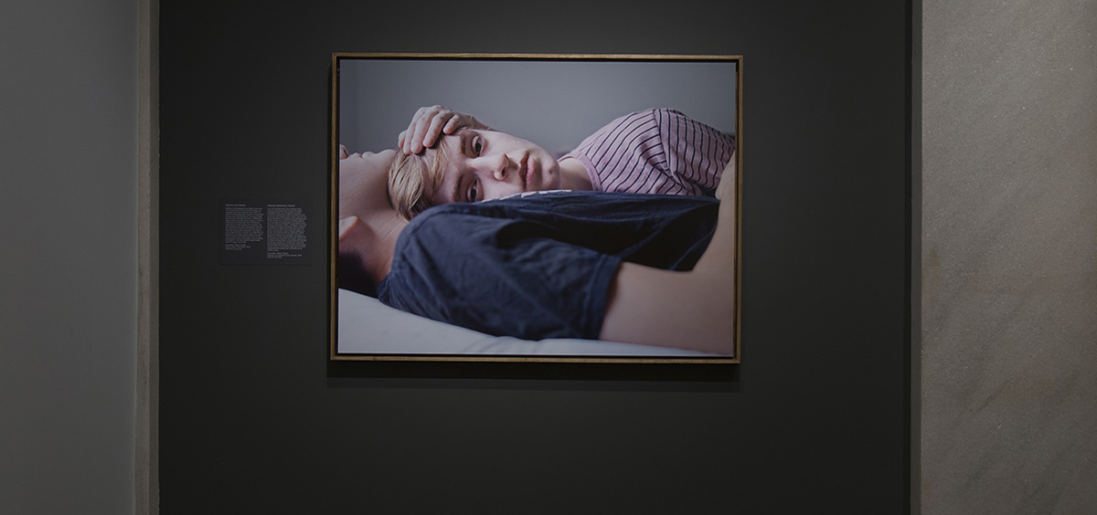 Florence and Daniel, Baden, National Gallery Exhibit