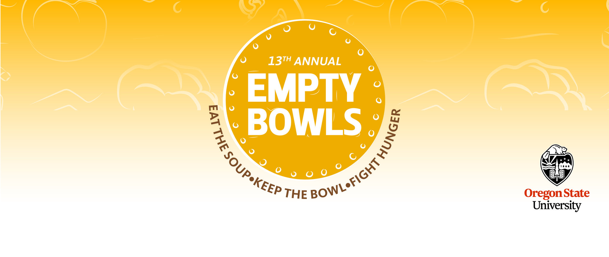 13th Annual Empty Bowls: Eat the soup, keep the bowl, fight hunger