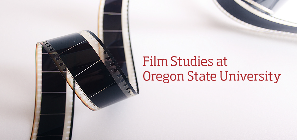 Film studies at Oregon State University