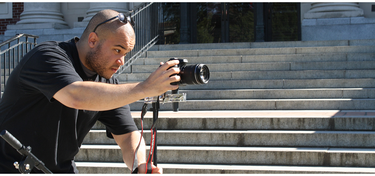 My campus practicum experience by James Thomas