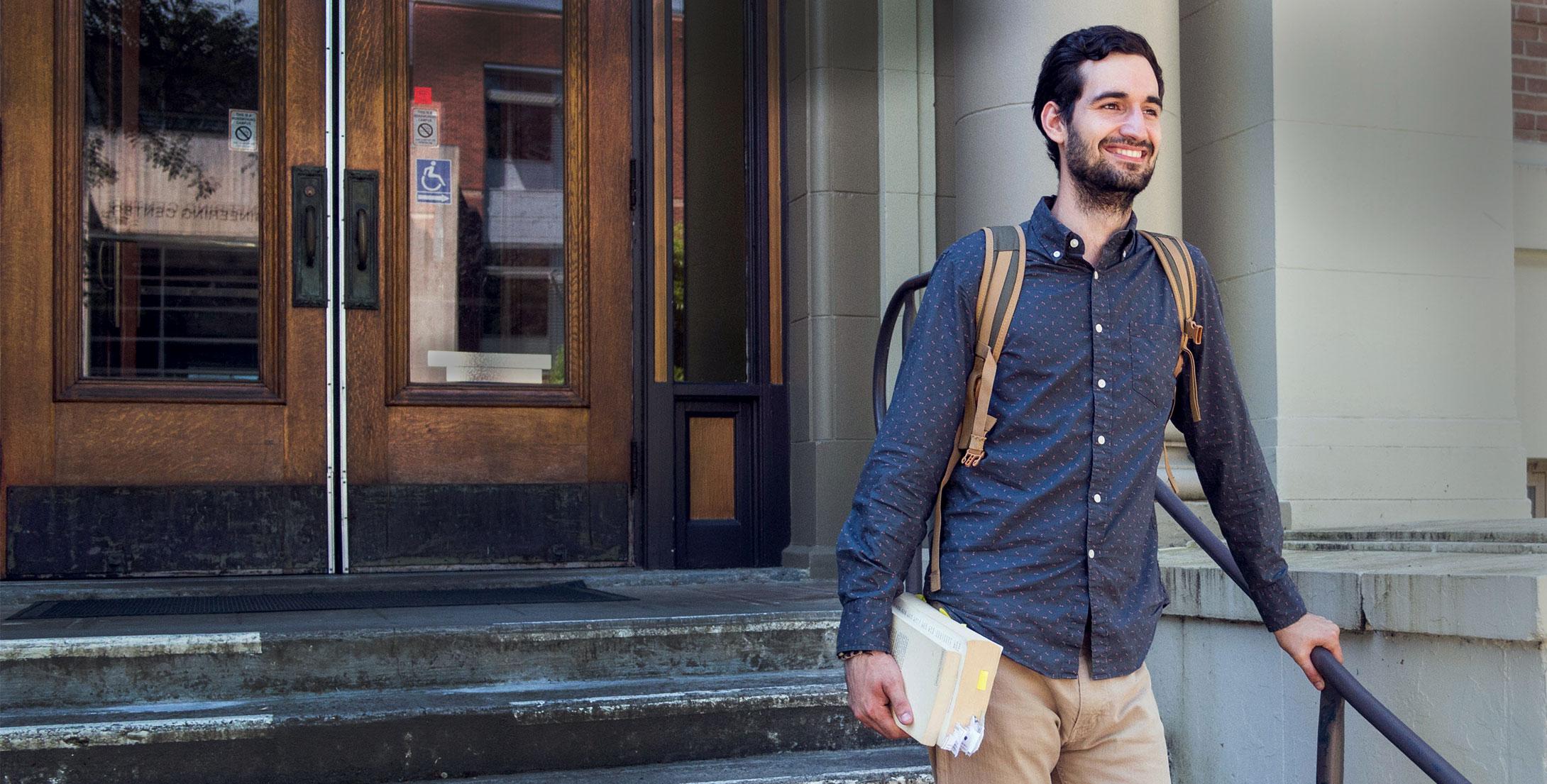 Photo of student Jasen Phillips