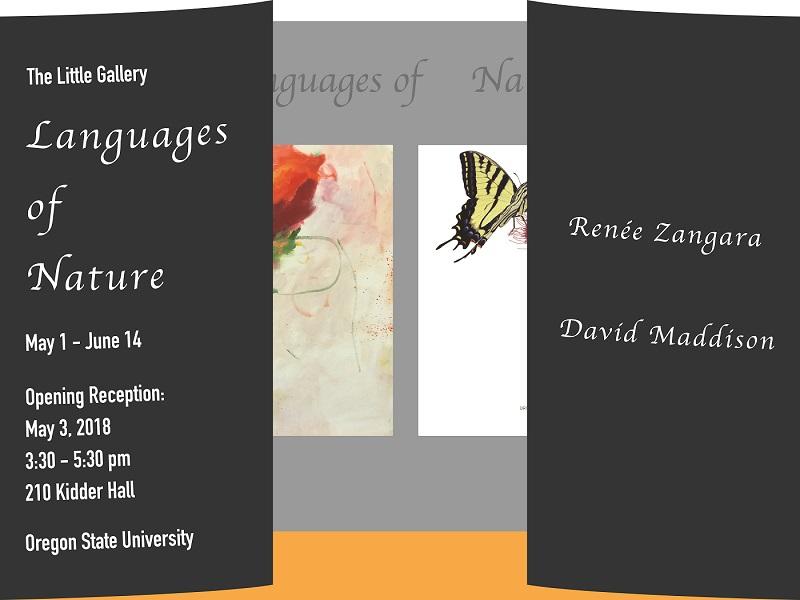 Languages of Nature exhibition