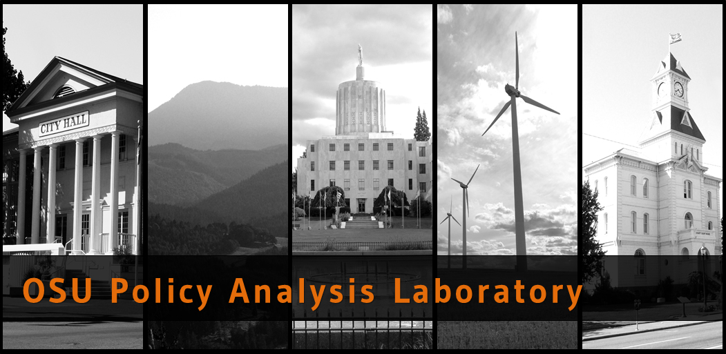 OSU Public Policy Analysis Laboratory
