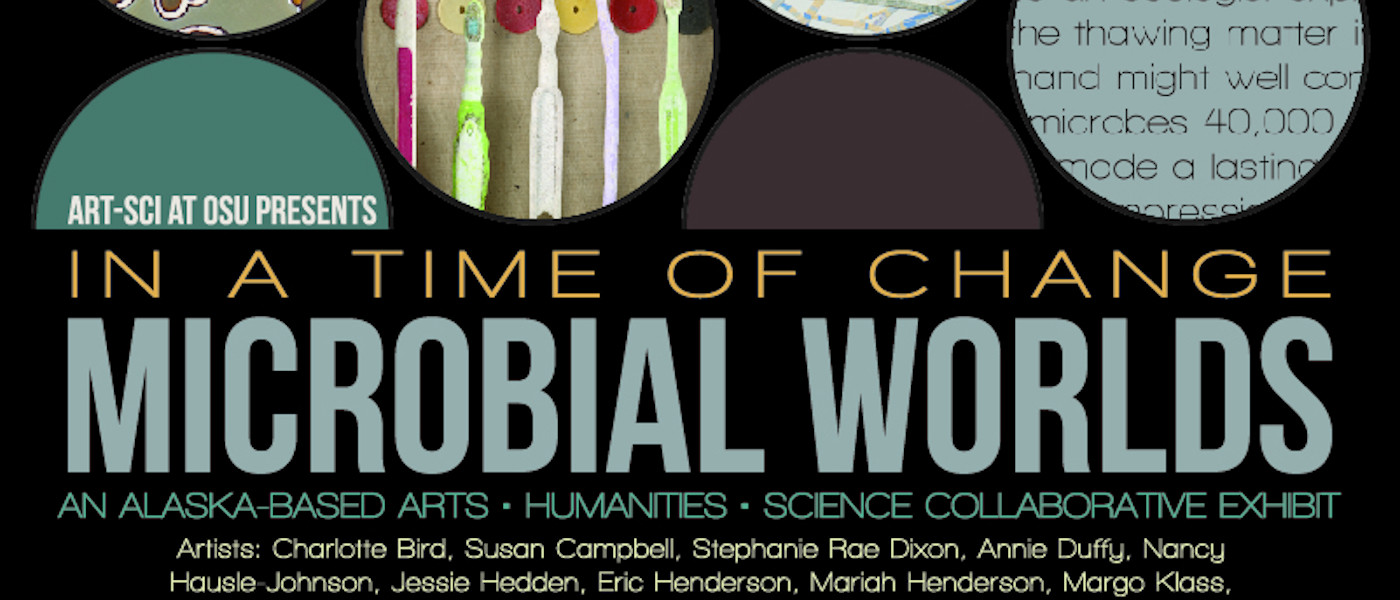 Microbial Worlds Poster