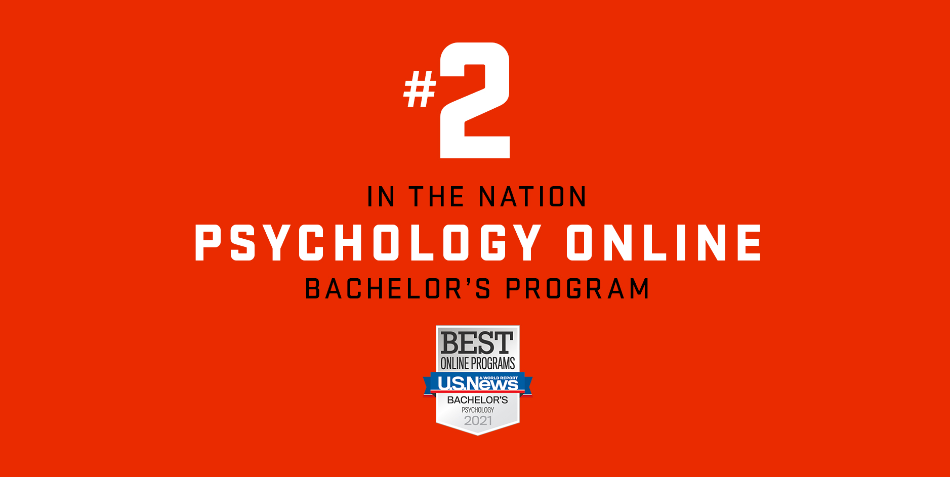 Psych Ranked #2 in Nation