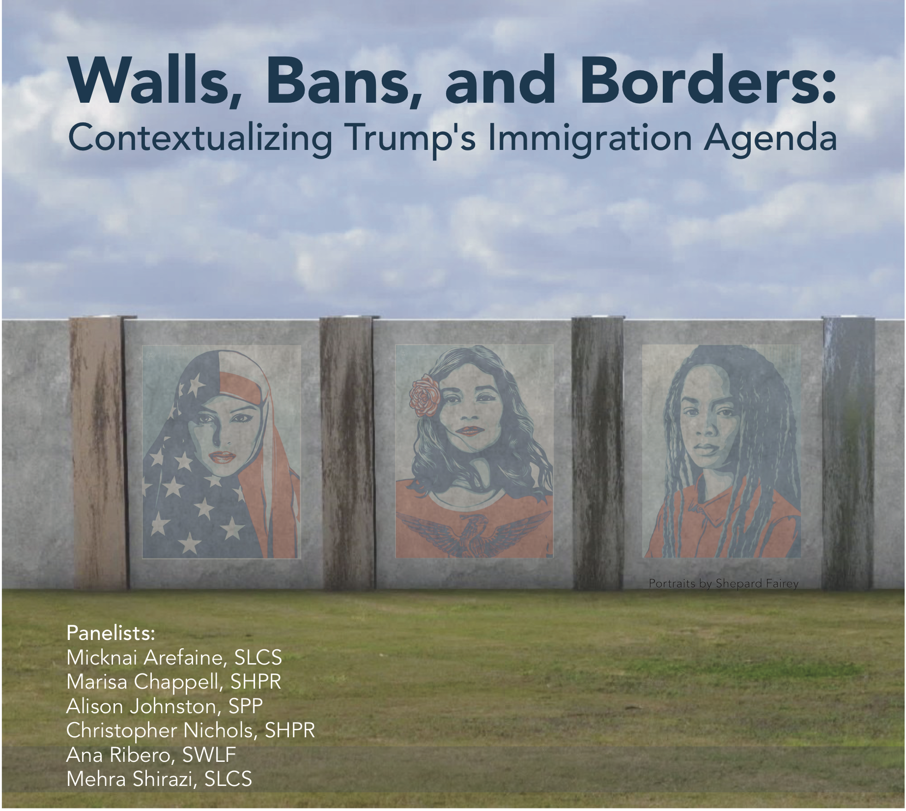Walls, Bans and Borders: Contextualizing Trump's Agenda