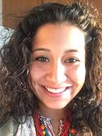 OSU anthropology graduate student Alicia Gonzales