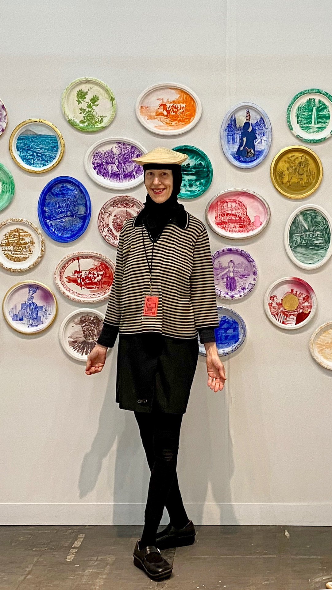 Julie Green at Armory Show 2020
