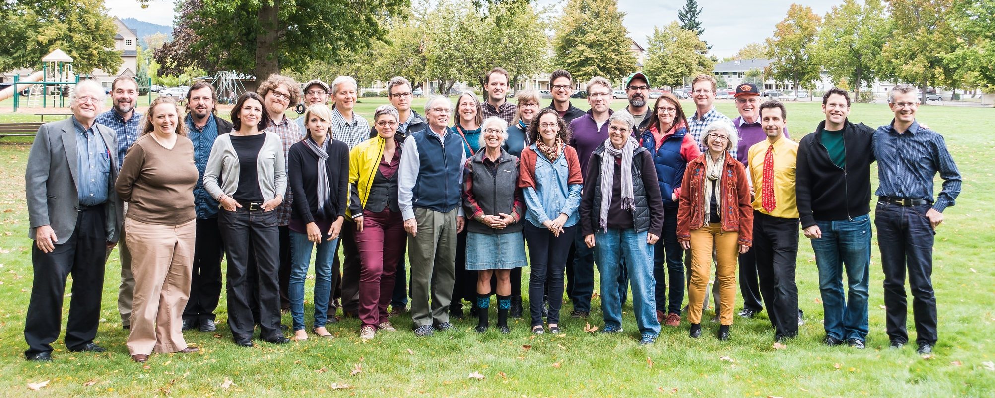 SHPR Faculty and Staff 2015