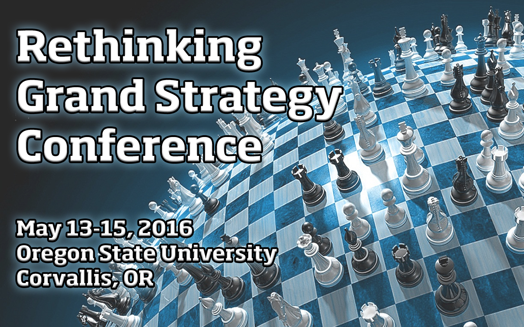 Rethinking Grand Strategy Conference Logo