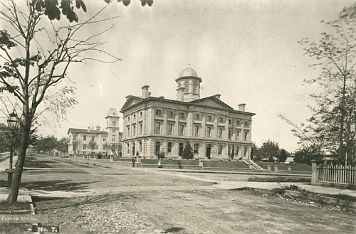 Oregon Pioneer Courthouse