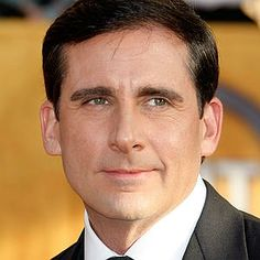 Steve Carell, Actor, best known for his work on the TV series The Office (Denison University)