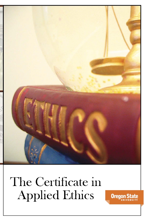 Applied Ethics Certificate