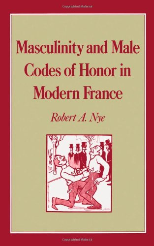 Masculinity and Male Codes of Honor