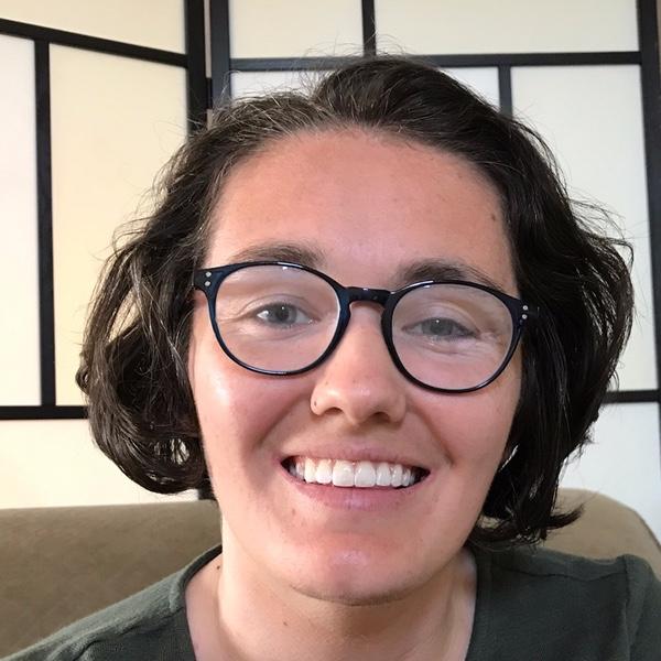 CSSA student Charlotte Scott
