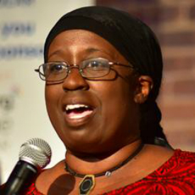 Headshot of Jacqueline Patterson