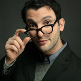 Headshot of Josh Fox