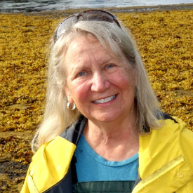 Headshot of Kathleen Dean Moore
