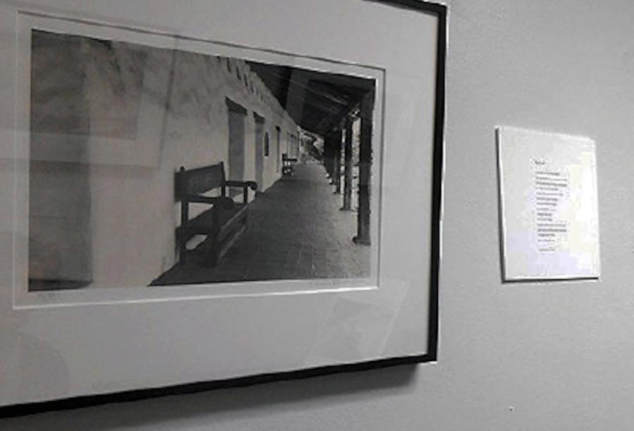 Photo of exhibits