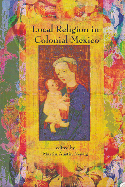 Book cover Madonna and Child