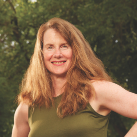 Headshot of Mary Wood