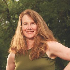 Headshot of Mary Wood