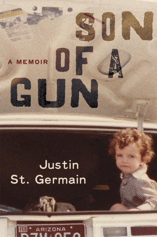 Book cover - Son of a Gun