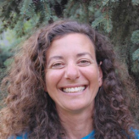 Headshot of Robin Bronen