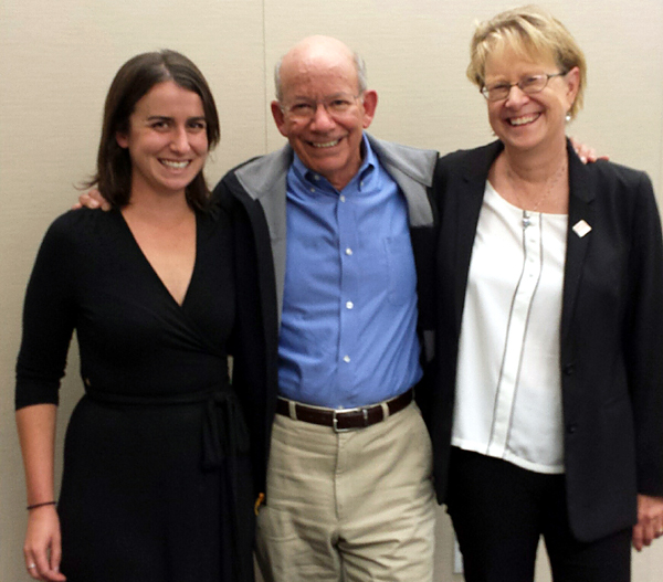 Peter DeFazio visiting the SPP program