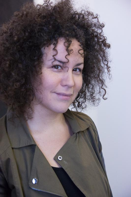 Contemporary artist Shoshanna Weinberger