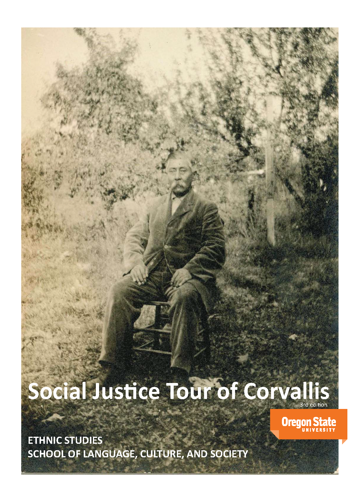 Social Justice Tour of Corvallis 1