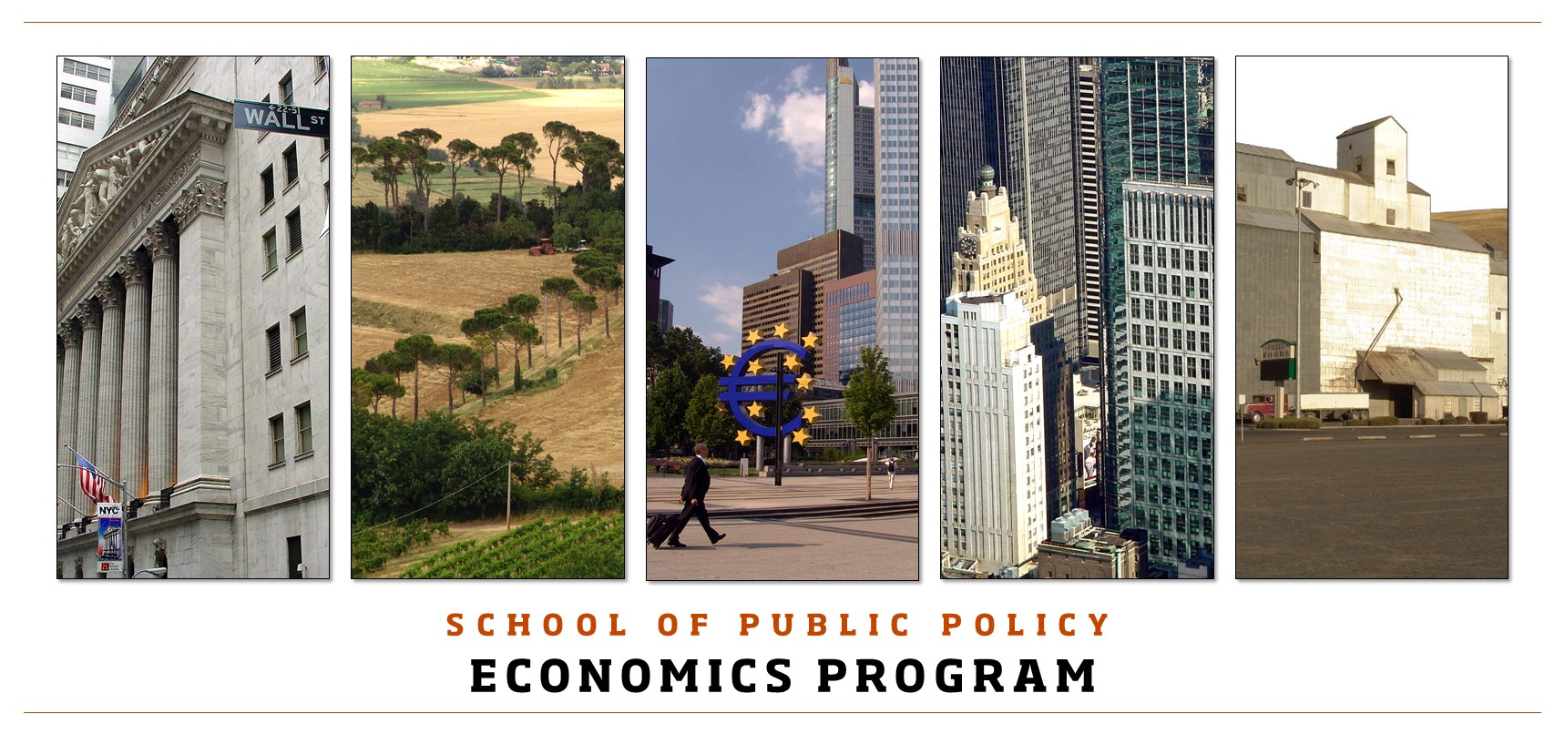 School of Public Policy Economics Program